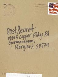 Frank Warren: PostSecret : Extraordinary Confessions from Ordinary Lives