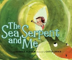 Dashka Slater: The Sea Serpent and Me