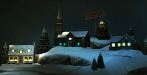 Thalia Heckroth Machinima for The Arcade