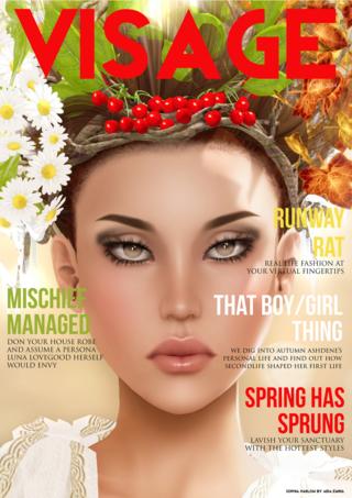 VISAGE magazine