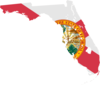 Florida_flag_map