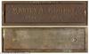 Monroe grave marker