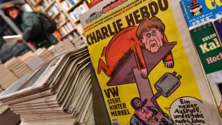 Charlie Hebdo German Edition