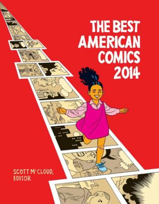 Best American Comics 2014