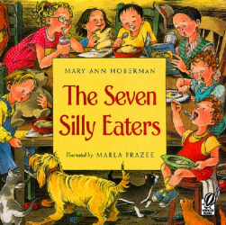 Mary Ann Hoberman: The Seven Silly Eaters