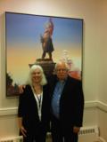 Susan Bisom-Rapp and Malcolm Sargeant