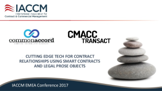 Common-accord-cmacc-transact-iaccm-presentation-20170509-1-638
