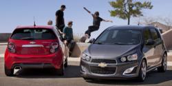 2014-Chevrolet-SonicRS-hatchback