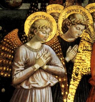 Renaissance angels