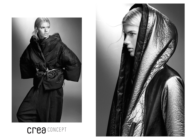 CAMPAIGN Anouk Sanders for Crea Concept Fall 2014 by Koray Parlak. Tugba Ansen, www.imageamplified.com, Image Amplified