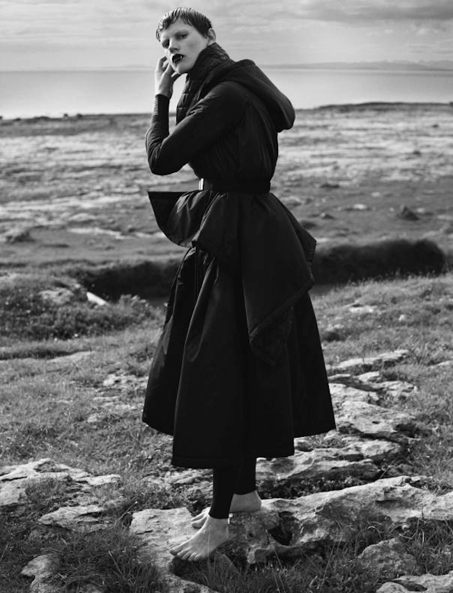 I-D MAGAZINE Saskia de Brauw in Crazy in Love by Josh Olins. Alastair McKimm, Fall 2014, www.imageamplified.com, Image Amplified