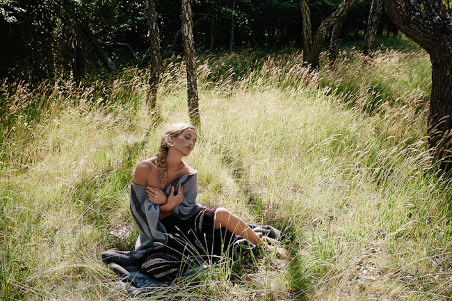 THE EDIT Carolyn Murphy in Murphy's Law by Yelena Yemchuk. Tracy Taylor, September 2014, www.imageamplified.com, Image amplified