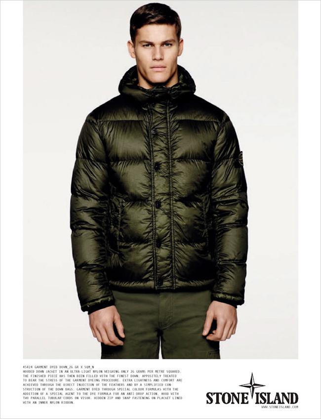 CAMPAIGN Tyler Maher for Stone Island Fall 2014 by Nick Griffiths. www.imageamplified.com, Image Amplified