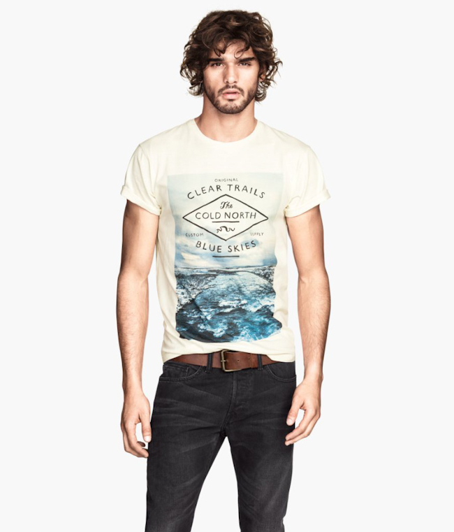 LOOKBOOK Marlon Teixeira for H&M Casual Fall 2014. www.imageamplified.com, Image Amplified