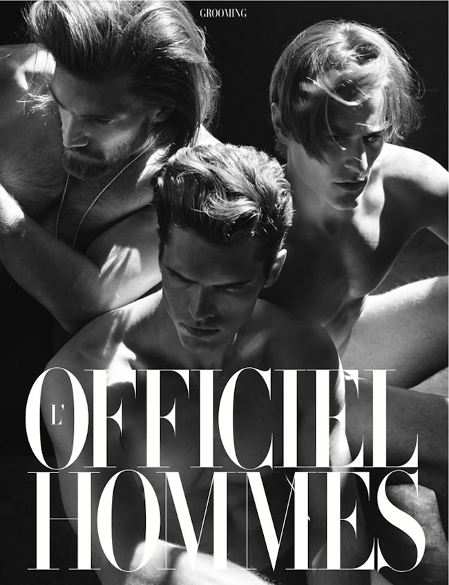 L'OFFICIEL HOMMES SINGAPORE Brian Shimansky, John Kenney & Henrik Fallenius by ChaunDo & Frey. Jack Wang, Jumius Wong, Fall 2014, www.imageamplified.com, Image Amplified