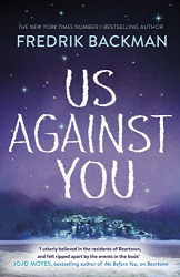 Fredrik Backman: Us Against You