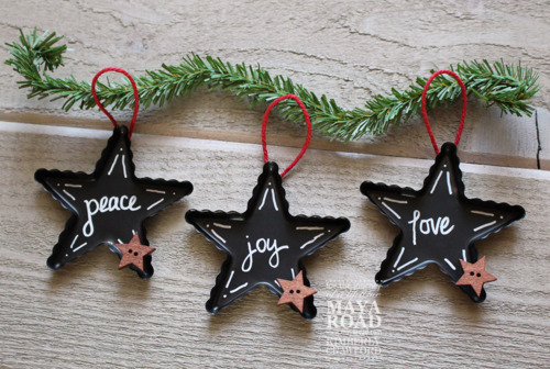 Star ornaments Kimberly Crawford