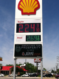 Springfield gas event IV