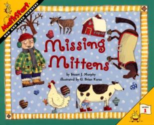 Stuart J. Murphy: Missing Mittens (MathStart 1)