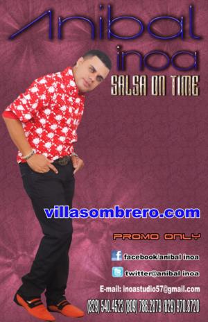 Afiche Anibal Inoa