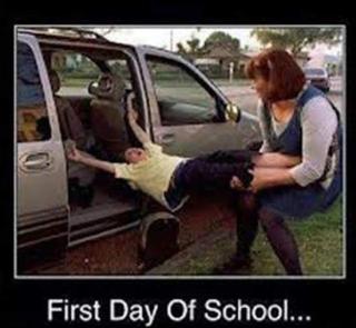 Back-to-school-parents-celebrate-van