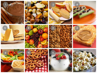 Snack-ideas