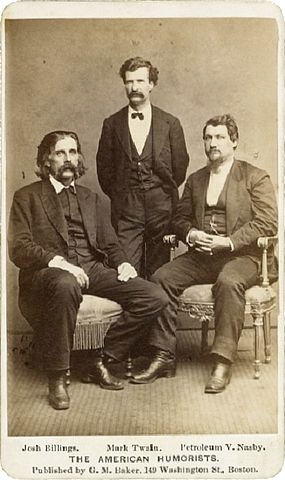 285px-The_American_Humorists_by_G_M_Baker,_November,_1869,_Boston