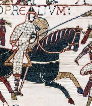 Bayeux horse