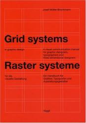 Josef Muller-Brockmann: Grid Systems in Graphic Design/Raster Systeme Fur Die Visuele Gestaltung (German Edition)