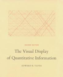Edward R. Tufte: The Visual Display of Quantitative Information, 2nd edition