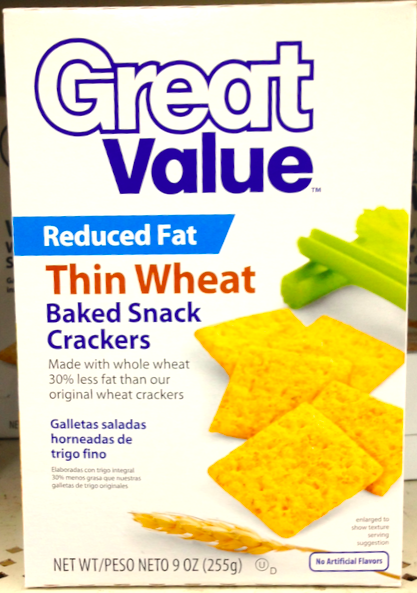Great Value Crackers