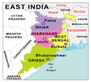 Fig 3 East India