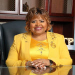 Catchings-Smith Installed as Chair of NPHC Council of Presidents