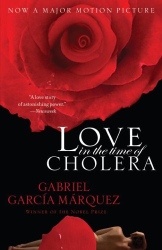 Gabriel Garcia Marquez: Love in the Time of Cholera (Vintage International)