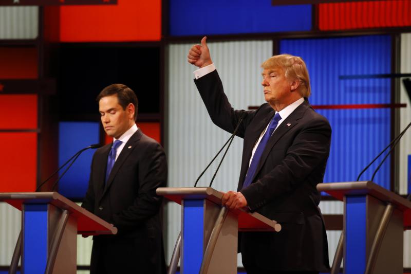 GOP 2016 Debate (1)