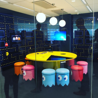 Pacman conference room