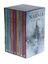 C. S. Lewis: The Chronicles of Narnia Boxed Set