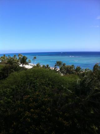 Hawai'i beach