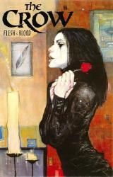 James Vance: The Crow: Flesh & Blood