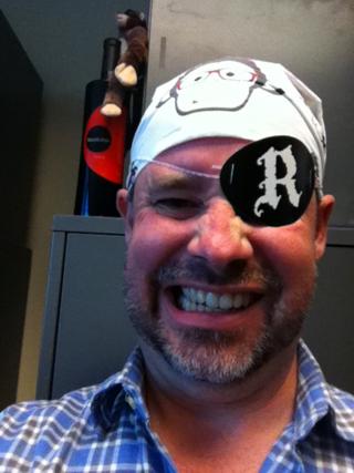 David pirate
