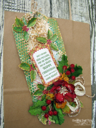 Bag Tag by Lynne Forsythe