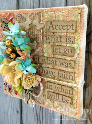 Accept Canvas by Lynne Forsythe