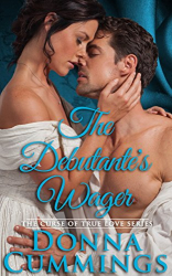 : The Debutante's Wager (The Curse of True Love Book 4)