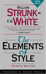 William Strunk: The Elements of Style (4th Edition)