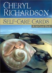 Cheryl Richardson: Self Care Cards