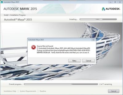 Maya Bifrost Source File Not Found