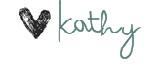 Kathy signature