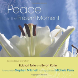 Eckhart Tolle: Peace in the Present Moment