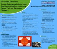 Harmon / Recreation Management & Therapeutic Recreation