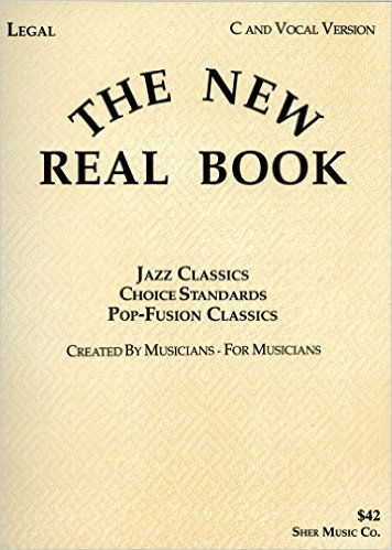 The New real book Jazz classics, choice standards, pop-fusion classics